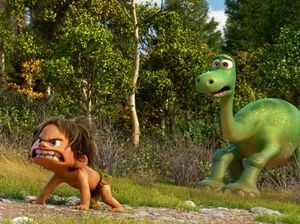 Good Dinosaur falls well short of Pixar's previous greats