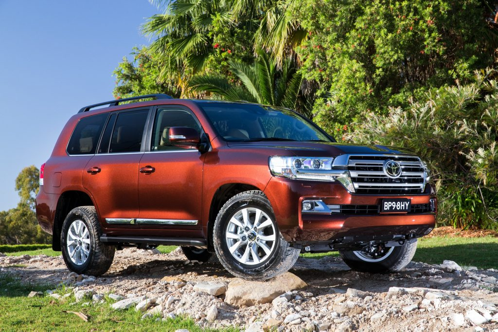 CHEAPER: LandCruiser Sahara now $113,216 the petrol and $118,216 the turbo diesel. $284 off both...every little helps!