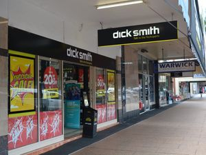 Dick Smith announces store closures