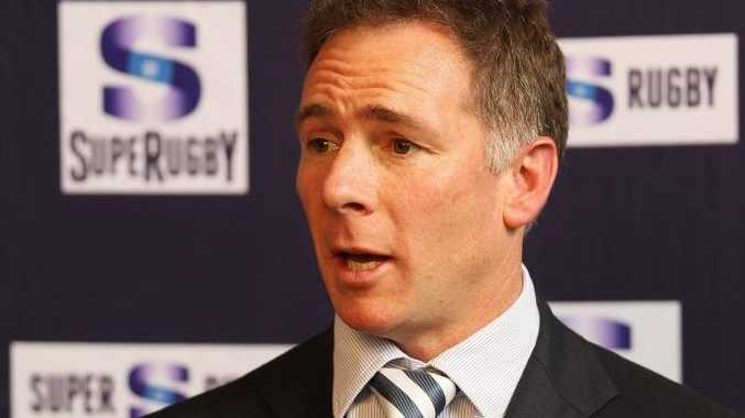 Andy Friend when he was in charge of the ACT Brumbies.