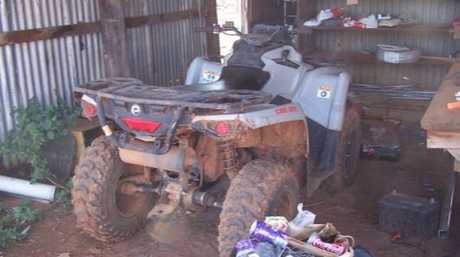 Police are still seeking assistance to locate this quad bike which was reported stolen from Spring Creek Station in July last year.