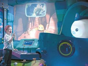 Sea Life Mooloolaba opens kids' zone for the holidays