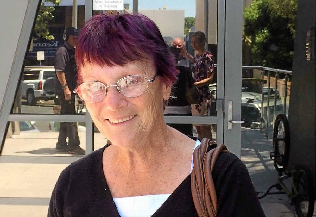 Gail Lynch's sister Lyn McMillan