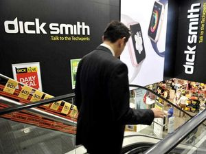 Dick Smith gift vouchers won't be honoured