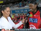 Furious response to chat-up lines hits Big Bash star for six