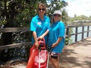 Volunteers help Falls run smoothly for Brunswick Heads