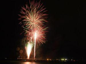 No midnight fireworks to celebrate NYE