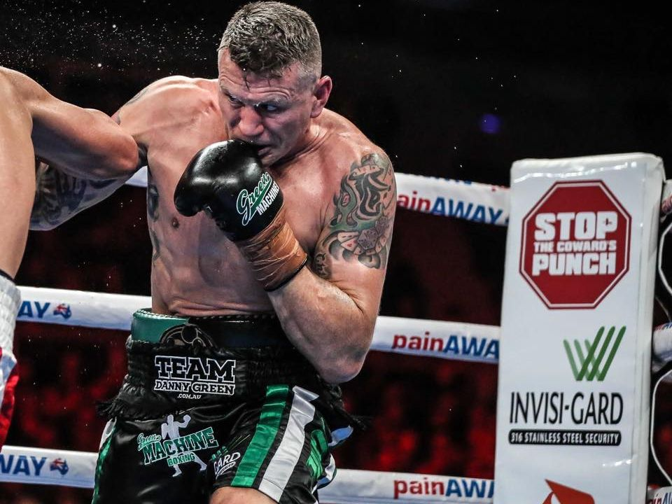 Champion boxer Danny Green has hit out at a