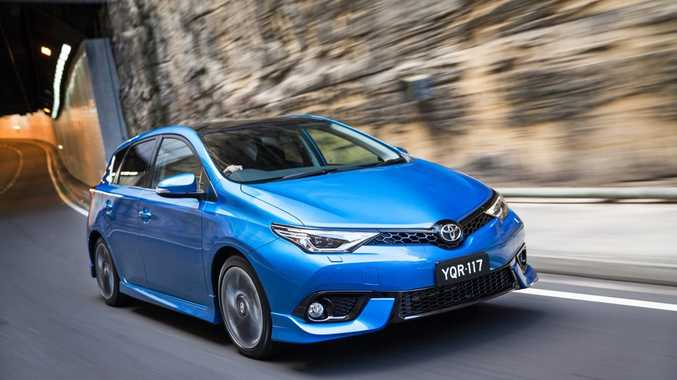 BEST SELLER FOR 2015: Toyota's Corolla was once again Australia's top selling vehicle in a record-breaking year when we bought more new cars than ever before.
