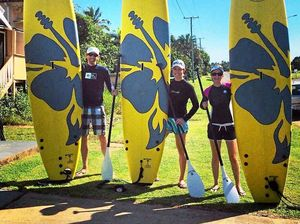 Stand up for summer fun on the Capricorn Coast