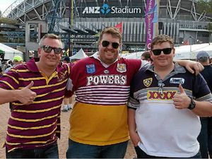 Cricket Carnival doubles as buck's party for Chris