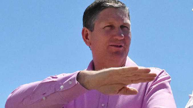 CONSULTATION CONTINUES: Southern Downs MP Lawrence Springborg has hit back at criticism of his handling of the Oman Ama issue, stating he believes community consultation should continue.