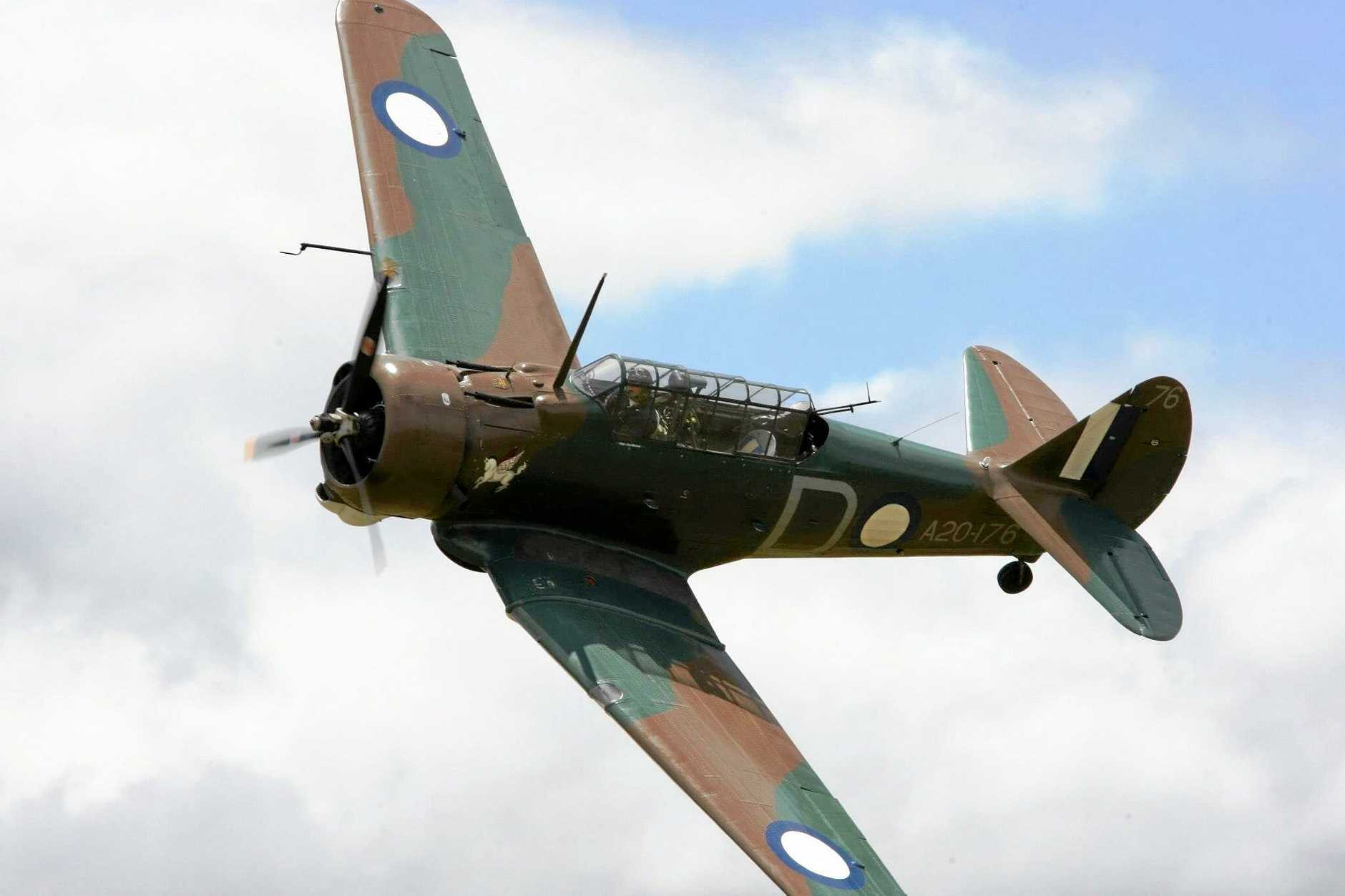 The Great Eastern Fly-In promises plenty of high-flying aerobatics as well as ex-military aircraft displays.