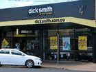 UNCERTAIN FUTURE: Dick Smith's Kingaroy shop may close as the business entered voluntary administration.