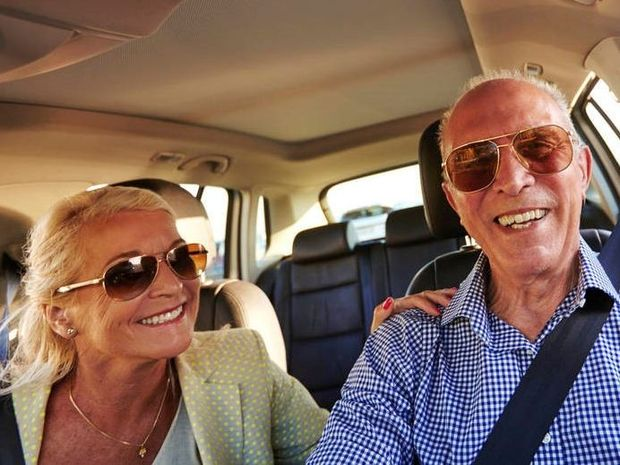UQ study shows old drivers just as safe as young adults.