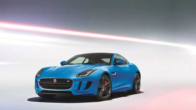 2016 Jaguar F-Type British Design Edition. Photo: Contributed