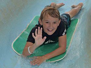 Sliding through summer at Thrill Hill