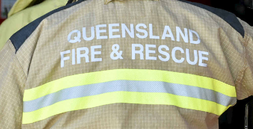 Fire crews responded to an Avenell Heights home after an explosion.