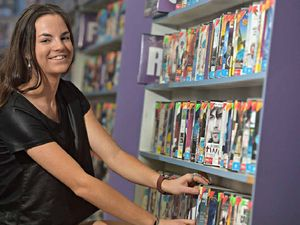 Surge in holiday love for the old-school DVD shops