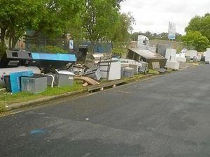 Dumpers warned of fines