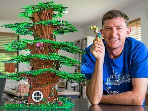 Meet Nana Glen's master of lego