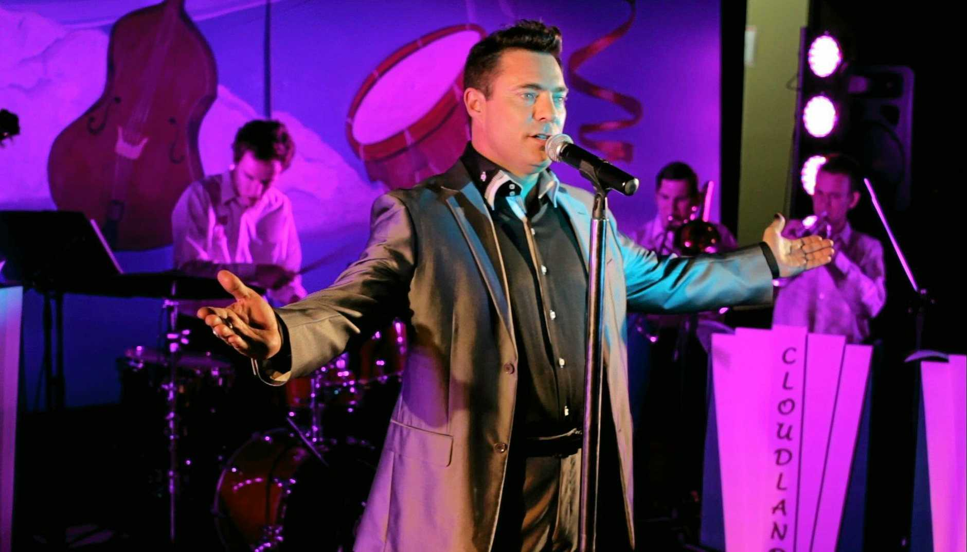 CLASSIC SONGS: Paul Hayman's show 50 Years of Legends comes to Ballina.