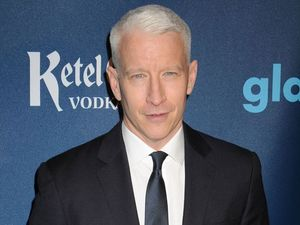 Anderson Cooper writing memoir with mother
