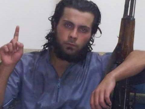 Jihadi Ali Saqr al-Qasem shot his mother Lena, 45, in the head.