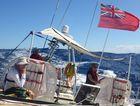 Day 6 of the Clipper fleet's Henri Lloyd Hobart to Whitsundays Race