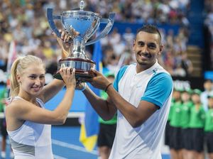 Kyrgios confident of Aussie Open glory