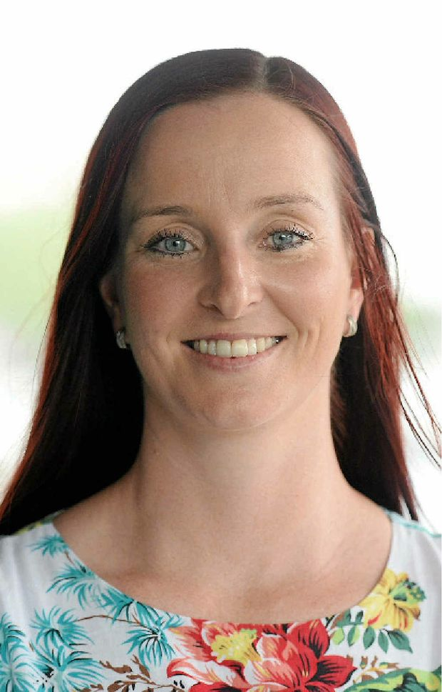 PREVENTATIVE PLUS: Keppel MP Brittany Lauga wants to tell her own personal story after cuts were announced to the bulk-billing incentive.