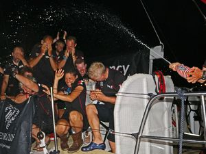 Seconds in Airlie Beach Clipper Race win