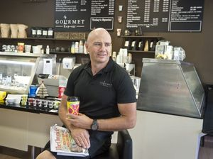 Toowoomba print manager now serves lattes and loves it