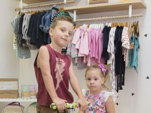 Arcade boutique is a one-stop shop for children