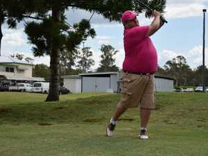 Pink Stumps Golf Day