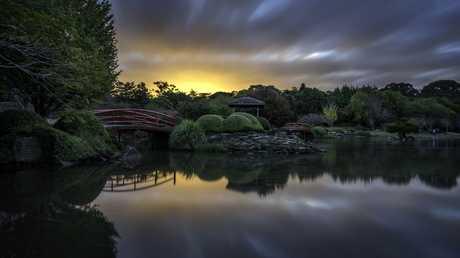 Toowoomba's Japanese Gardens.