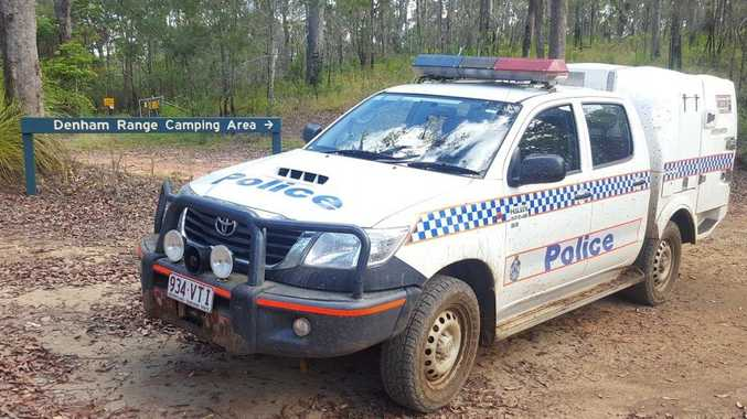 Police patrolling National Parks and State forests around the Finch Hatton area Photo: Contributed
