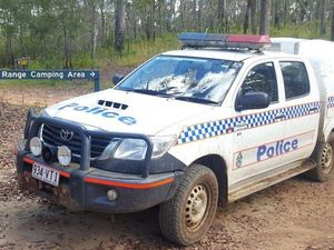 Finch Hatton police have stepped up patrols
