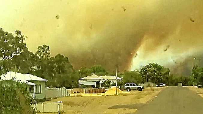 ON THE SPOT: What the firefighters saw in the WA bushfires.