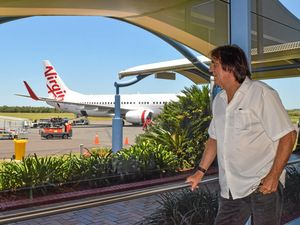 Aussie rock star puts airline baggage handlers on notice