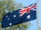 Happy Australia Day. Wrong date, wrong flag, no ideas.