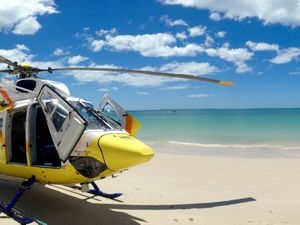 CareFlight to the rescue at Warwick and Fraser Island