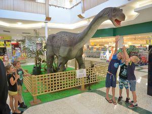 Dinosaur Spotted - 12 Jan 2016