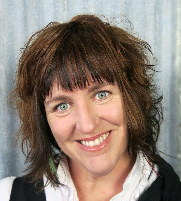 Tania Hubbard award winning author of Food We Love