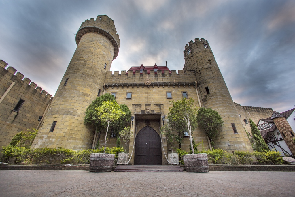 Images of Bli Bli Castle, which is on the market for more than $3 million.