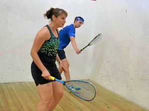 Skills gained at squash camp