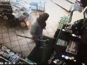 Cigarette thieves flee Yandina servo empty handed