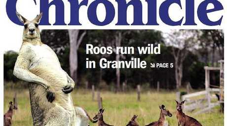 Roos run wild in Granville