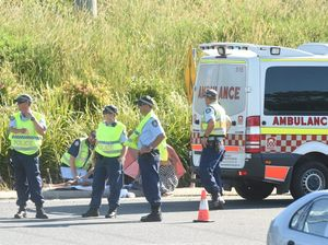 Patients stable after Bruxner Hwy crash