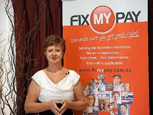 Pay problems? Fix them online